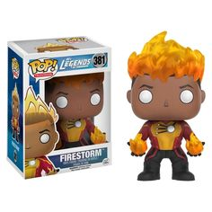 Funko Pop! TV: Legends of Tomorrow - Firestorm