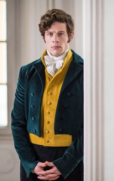 James Norton Poses for Interview Shoot, Talks 'War & Peace' James Norton, Tommy Lee Royce, War And Peace Bbc, Jonathan Ross, Actor James, The Fashionisto, Mr Darcy, Period Costumes, Pride And Prejudice