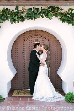 Casa Romantica Wedding   San Clemente California   Brianna Caster Photography