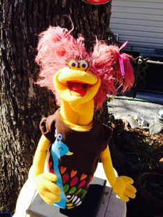Professional Quality, Custom-Made Puppets to Order. For more information, e-mail keithbailey3d@yahoo.com.