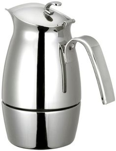 CUISINOX COFB6 Bella 6Cup Stainless Steel Stove Top Espresso Maker * Check out this great product.Note:It is affiliate link to Amazon. #RelaxWithCoffee