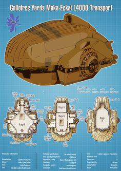 Gallofree Maka-Eekai deckplan