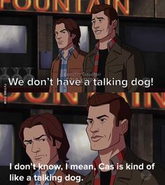 Scoobynatural<<< WHERE'S THE LENNY FACE WHEN YOU NEED IT