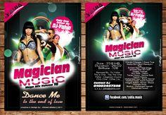 Magician Music , vol.18