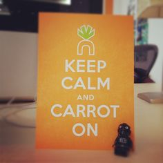 From the brilliant minds of @carrotcreative
