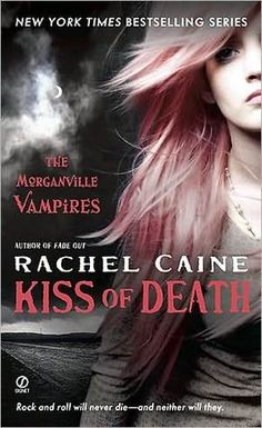 The Morganville Vampires #8  Vampire musician Michael Glass has attracted the attention of a big- time producer who wants to cut a demo and play some gigs-which means Michael will have to enter the human world. For this, he's been assigned escorts that include both a dangerous immortal as well as Michael's all-too-human friends. And with that mix of personalities, this is going to be a road trip from hell.
