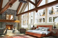 5 Secrets Tricks to Creating a Cozy Cabin Home This Fall