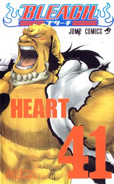 Bleach Manga Vol. 41 - Heart