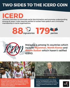 ICERD non-ratification tarnishes Malaysia's image