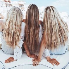 Who doesn't love best friends and summer! xx