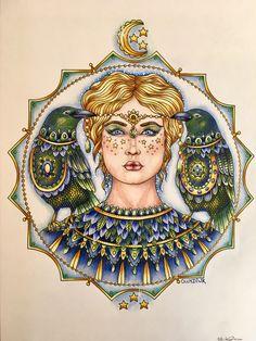 Magisk Gryning, Hanna Karlzon