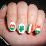 St. Patrick's Day Nail Art Ideas - Totally The Bomb.com
