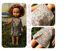 Corolle les cheries clothes patterns/ tutorials in French