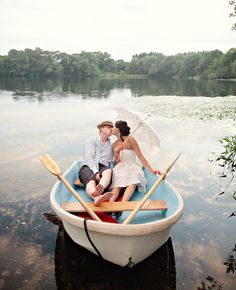 Married couple at Bourne Farm, Falmouth, MA | Photo: Ruth Eileen Photography // Featured: The Knot Blog #Love
