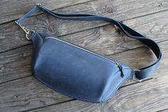 Leather Fanny Pack, Leather Belt Bag, Brown Leather Belt, Distressed Leather, Bum Bag, Hands, Pocket, Personalized Items, Phone