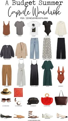 I've been focusing on how to build capsule wardrobes during this season of uncertainty. I think that a lot of people are spending some of this time realizing that they have too much stuff and are downsizing. Capsule Outfits, Fashion Capsule, Fashion Outfits, Womens Fashion, Fashion Tips, Capsule Wardrobe Work, 70s Fashion, Korean Fashion, Fashion Online
