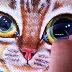 Tamaow painting close-up 15.04.15  www.slothstudio.com