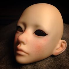 New make-up!. Head: Zaoll Luv. Size: SD 1/3.  #makeup #faceup #asianballjointeddoll #bjd #dollmore #custom #abjd #doll #abjdchile #bjdfaceup #faceupartist #dollmorezaollluv #dollmorebjd #zaoll #zaollluv #fab_toys #toyunion #bjdcollector #bjdphotography #bjdphoto #artbjd #instadoll #instadolly #dollstagram #dollsofinstagram #balljointeddoll #resin #resindoll