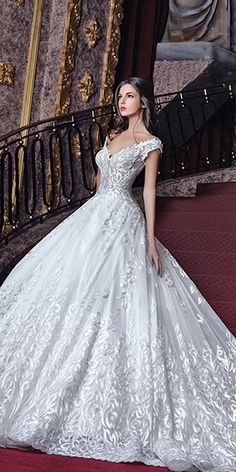 gorgeous fashion wedding dresses 5