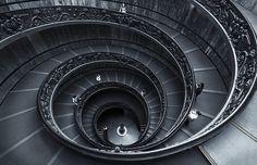 My Cliché Spiral Vortex by nhuisman, via Flickr - beautiful and elegant shot.
