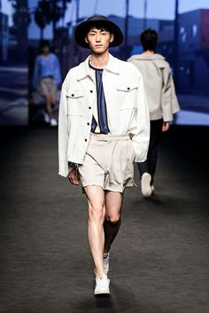 Male Fashion Trends: Ordinary People Spring-Summer 2017 - Seoul Fashion Week