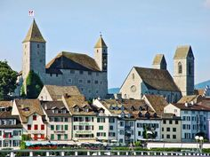 "Stayed in the ""Hotel Bellevue"" - Rapperswil, Switzerland"