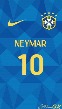 Neymar Jersey visitante 2018 MauroGK