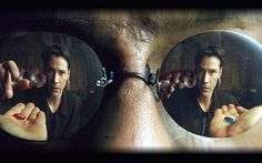 The Delicious Irony of MRAs' Appropriation of 'The Matrix's' Red Pill Cool Hand Luke, Blue Pill, Inspirational Movies, Pokemon Red, Vida Real, Demotivational Posters, Matrix, Smosh, Ordinary Lives