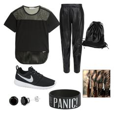 """"" by laurynmillerofficial on Polyvore featuring adidas, MuuBaa, NIKE and Xenab Lone"