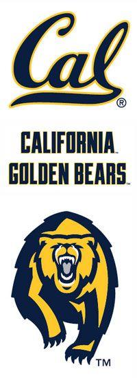 California Golden Bears New Logo