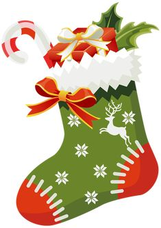Xmas Stocking PNG Picture Clipart | Christmas Stockings ...