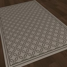 KORHANI home - 6 Feet 7 Inches x 9 Feet 1 Inches Morwen Area Rug - K11217 - Home Depot Canada amazing price!