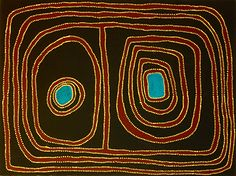 Mawukura Jimmy Nerrimah, Waru, Aterliar acrylic on canvas, 120 x Mangkaja Arts and Seva Frangos Art, Perth. Circle Painting, Aboriginal Artists, Walkabout, Australian Art, Indigenous Art, Native Art, Pottery Ideas, Religious Art, World Cultures