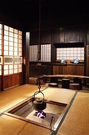 「いろり」の画像検索結果 Small Japanese House, Japanese Style House, Traditional Japanese House, Japanese Interior Design, Asian Design, Irori, Asian House, Japanese Lifestyle, Japan Architecture