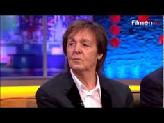 Paul McCartney in the Jonathan Ross Show - YouTube