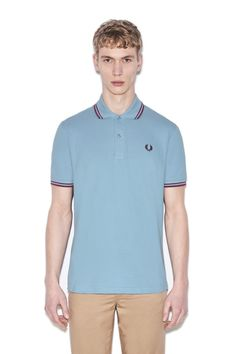 12b8307bc M12 Fred Perry Shirt, Men's Collection, Shirt Designs, Polo Ralph Lauren,  Twin