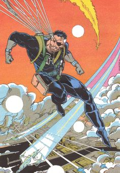 ✭ Nick Fury by Salvador Larocca