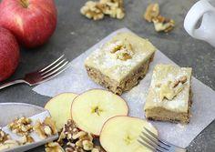Raw apple walnut cake recipe | The Rawtarian