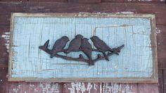 salvaged wood art #LiquidGoldSalvagedWood