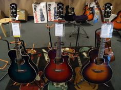 New Yamaha Guitar arrivals