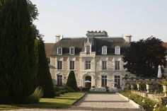 Perfect getaway for a night or two in Champagne