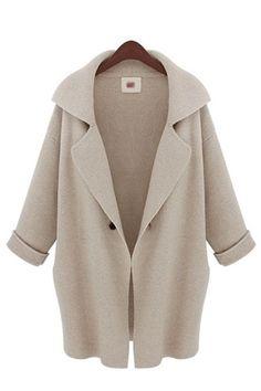 Loose Fit Coat