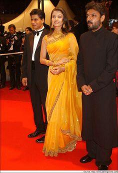 Bollywood Actress Aishwarya Rai in Sarees | Bollywood Sarees