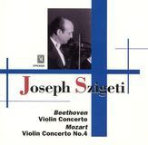 Beethoven: Violin Concerto; Mozart: Violin Concerto No. 4 [CD]