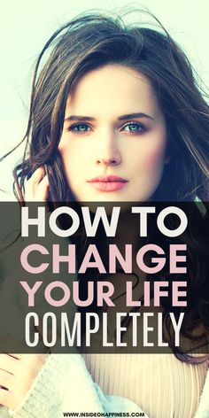 Step-By-Step guide on exactly how to change your life completely in your own time. Examples included to prove changing your life is possible. Self Development, Personal Development, Leadership Development, Be A Better Person, Better Life, Finding Happiness, How To Find Happiness, Affirmations, Healthy Lifestyle Habits