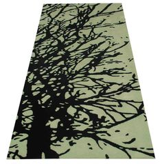 The Collected Branches Rug!