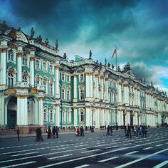 Государственный Эрмитаж / Hermitage Museum in Санкт-Петербург