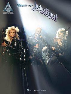 Best of Judas Priest (Authentic Guitar TAB)