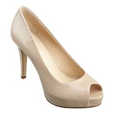 Nine West: Shoes > All Pumps > Camya - peep toe pump