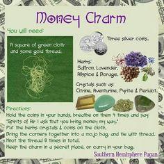 Money charm